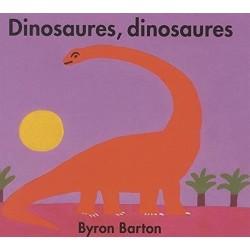 Dinosaures, dinosaures BARTON Byron L' école des loisirs 9782211020275