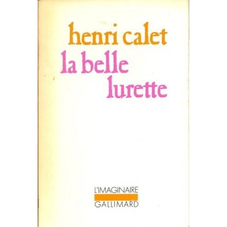 La belle Lurette 9782070299232 Book