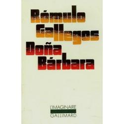 Doña Bárbara 9782070287468 Book