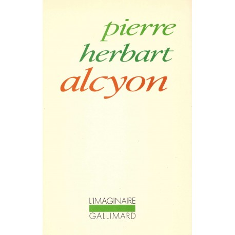 Alcyon 9782070205714 Book