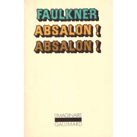 Absalon! Absalon! 9782070757008 Book