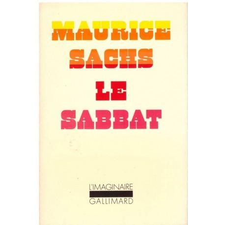 Le Sabbat - souvenirs d'une jeunesse orageuse 9782070287246 Book