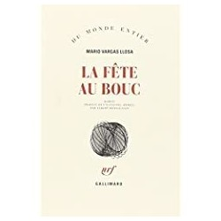 La fête au Bouc Vargas Llosa, Mario Gallimard 9782070760343 Buch