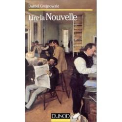 Lire la nouvelle Grojnowski, Daniel Dunod 9782100014927