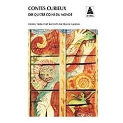 Contes curieux des quatre coins du monde Gay-Para, Praline Actes Sud 9782742768608