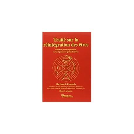 Traite reintegration des etres