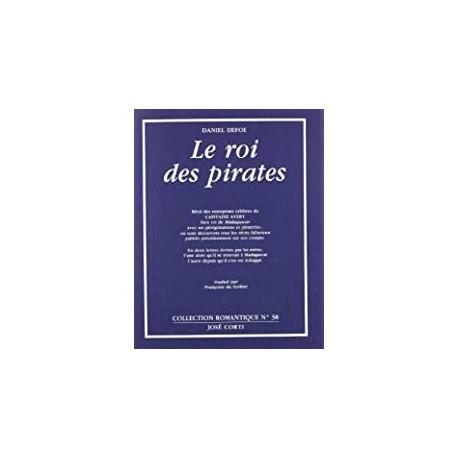 Le roi des pirates Defoe, Daniel J. Corti 9.78271E+12