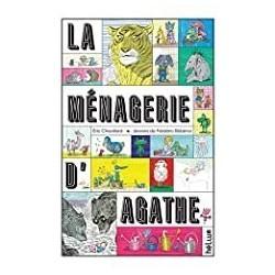 La ménagerie d'Agathe Chevillard, Éric Hélium 9782330009557 Buch