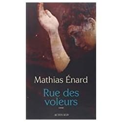Rue des voleurs Énard, Mathias Actes Sud 9782330012670