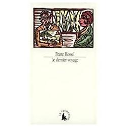 Le dernier voyage Hessel, Franz le Promeneur 9782070742011 Book