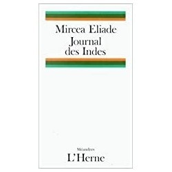 Journal des Indes Eliade, Mircea l'Herne 9782851972187