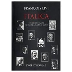 Italica Livi, François l'Âge d'homme 9782825141441