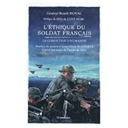 L'éthique du soldat français Royal, Benoît Economica 9782717859775