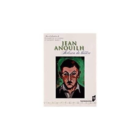 Jean Anouilh Le Corre, Élisabeth Presses universitaires de Rennes 9782753522015