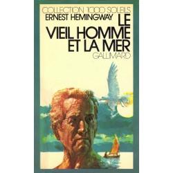 Le vieil homme et la mer Ernest Hemingway Berthier, Marc Gallimard Jeunesse 9782070500048 Book