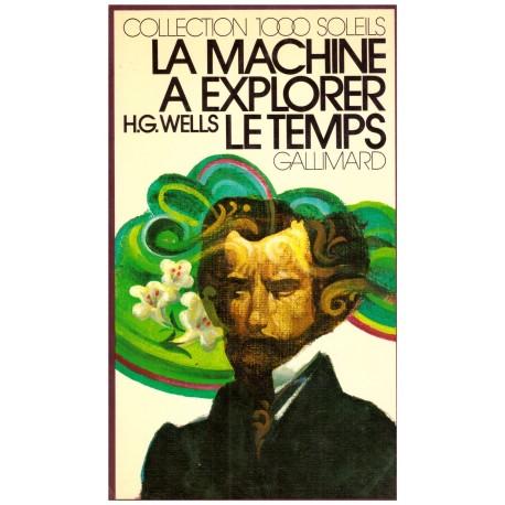 La machine a explorer le temps Wells, Herbert George Héron Jean Olivier Gallimard Jeunesse 9782070500109 Book