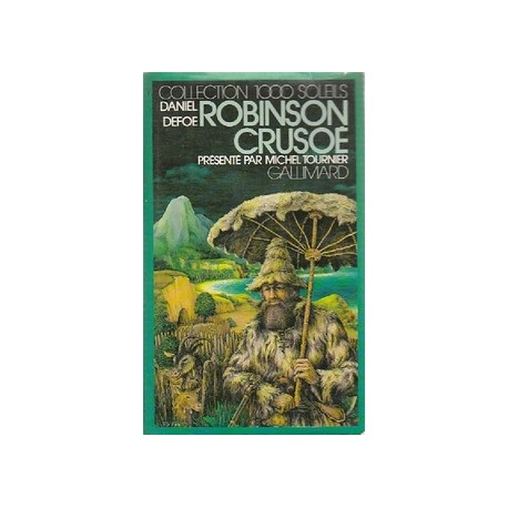 Robinson Crusoé Defoe, Daniel Politzer,Michel Gallimard Jeunesse 9782070500710