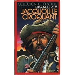 Jacquou le Croquant Le Roy, Eugène Héron Jean Olivier Gallimard Jeunesse 9782070500727
