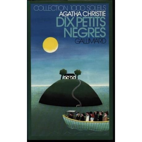 Dix petits nègres Christie, Agatha Gallimard Jeunesse 9782070500802
