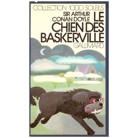 le Chien des Baskerville Doyle, Arthur Conan Gallimard Jeunesse 9782070500819 Book