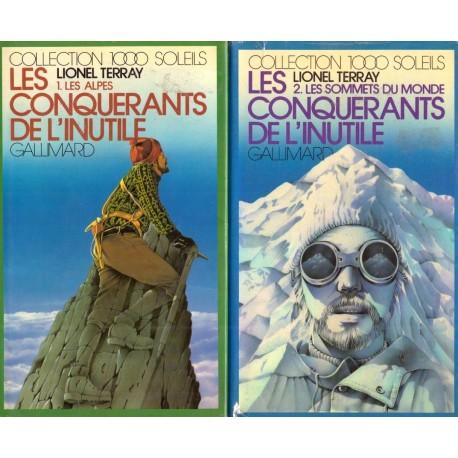 Les conquerants de l'inutile Des alpes a l'annapurna 2/2V Terray, Lionel Gallimard Jeunesse 9782070501540