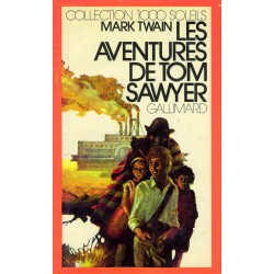 Les Aventures De Tom Sawyer TWAIN Mark Héron Jean Olivier Gallimard Jeunesse 9782070500116 Book