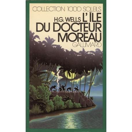 L'ile du docteur moreau Wells, Herbert George Gallimard Jeunesse 9782070500499 Book