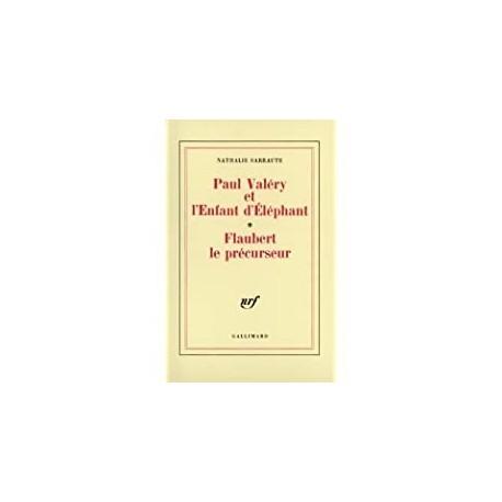 Paul Valéry et l'Enfant d'éléphant Sarraute, Nathalie Gallimard 9782070706068