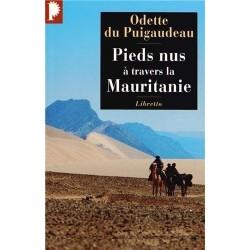 Pieds nus à travers la Mauritanie 1933-1934 9782752906403 Book