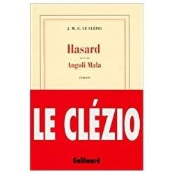 Hasard Le Clézio, Jean-Marie Gustave Gallimard 9782070755370 Book