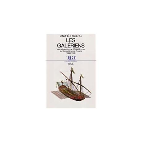 Les Galériens Zysberg, André Seuil 9782020097536 Book