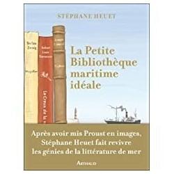 La petite bibliothèque maritime idéale Heuet, Stéphane Arthaud 9782081237933