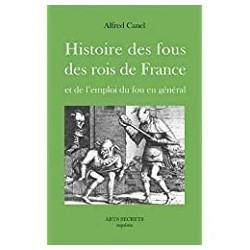 Histoire des fous des rois de France et de l'emploi du fou en général Canel, Alfred Futur luxe nocturne 9782362480003