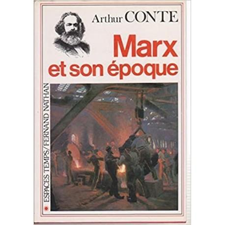 Marx et son époque Arthur Conte Espaces temps 9782092902059 Book