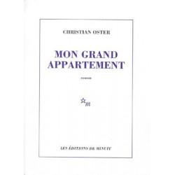 Mon grand appartement Minuit 9782707316820 Book