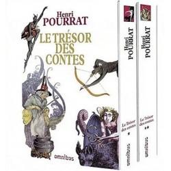 Le Trésor des contes Coffret en 2 volumes