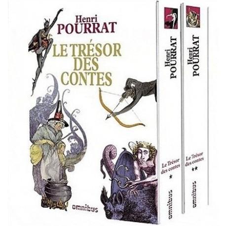 Le Trésor des contes Coffret en 2 volumes 9782258081048 Book