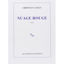 Nuage rouge 9782707316967 Book