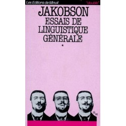 Essais de linguistique générale 9782707305794 Book
