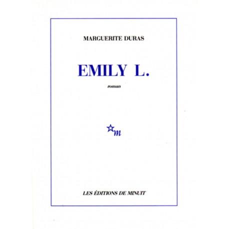 Emily L.ag DURAS Marguerite Minuit 9782707311429 Book