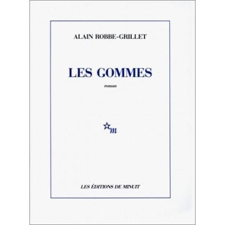 Les Gommes ROBBE GRILLET Alain Minuit 9782707302564