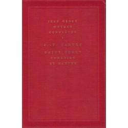 Oeuvres complètes T1: Saint Genet comédien et martyr par JP Sartre 9782070102129 Book