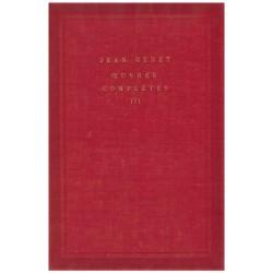 Oeuvres complètes T1: Saint Genet comédien et martyr par JP Sartre 9782070102136 Book