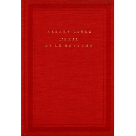 L'exil et le royaume 9782070101009 Book