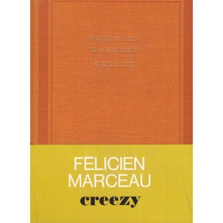 Creezy 9782070103409 Book
