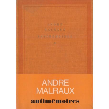 Antimémoires 9782070107100 Book