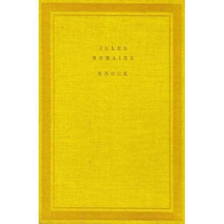 Knock ou Le Triomphe de la Médecine 9782070104789 Book