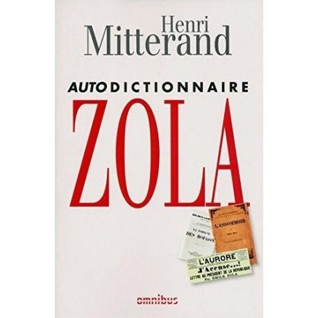 Autodictionnaire Zola 9782258089228 Book