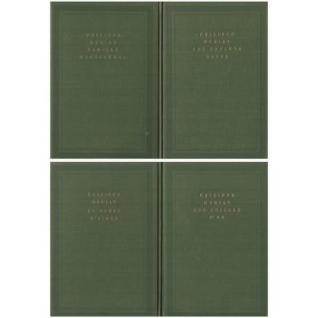 Les Boussardel 4/4 vol 9782070102570 Book