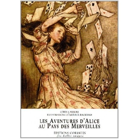 Les aventures d'Alice au pays des merveilles Arthur RACKHAM 9782909771038 Book